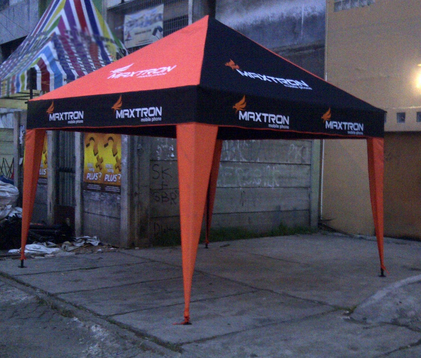 Jual Tenda Piramid
