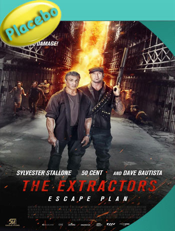 Escape Plan: The Extractors (2019) HD [1080p-Placebo] Latino Dual [GoogleDrive] TeslavoHD