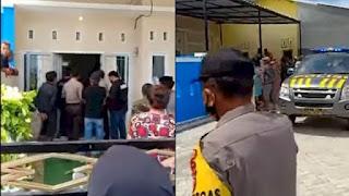 Pulang Dinas, Anggota TNI Ini Dapati Ada Mobil Polisi di Depan Rumah, Ternyata Lagi Kelonin Istrinya