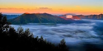 Foto Tempat Wisata Puncak B29 Lumajang