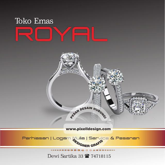 Iklan Toko Perhiasan Emas