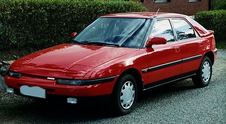 Mazda 323 hatchback