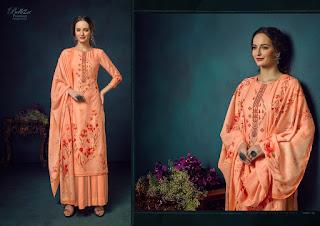 Belliza Designer Ziyaa Cotton Muzlin Salwar Kameez Collection