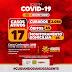 Jaguarari registra 15 novos casos de coronavírus neste sábado (03)