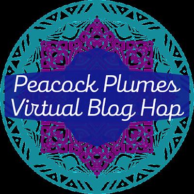 Peacock Plumes digital blog hop