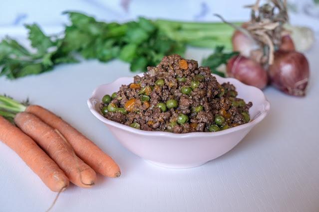 Ricetta facile del ragù bianco di carne tritata