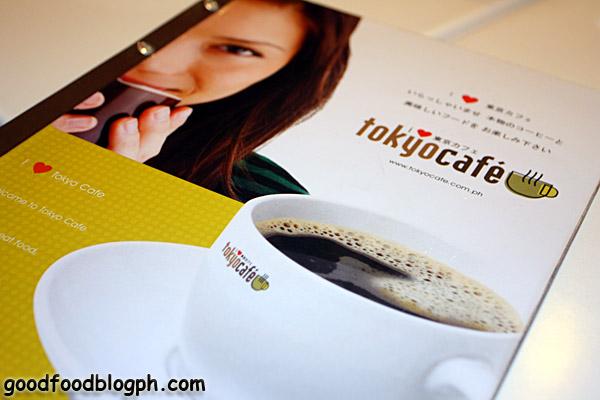 Tokyo+Cafe+Menu - Westernized Japanese Restaurant - Tokyo Cafe