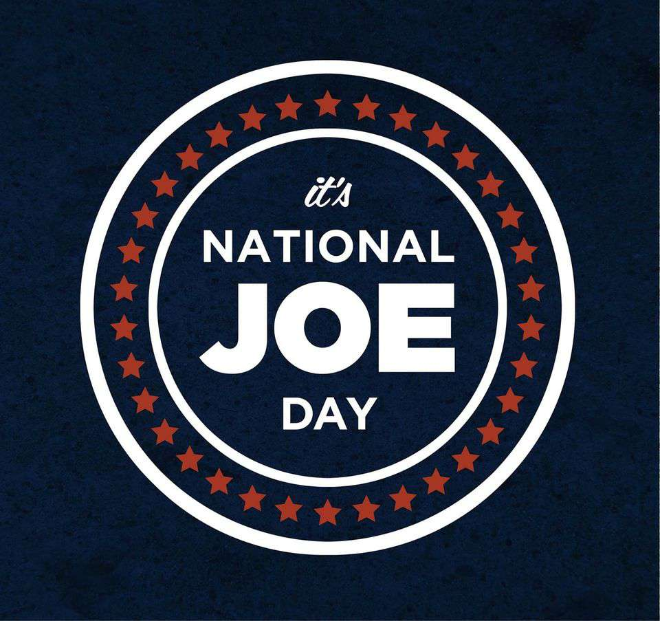 National Joe Day Wishes Awesome Images, Pictures, Photos, Wallpapers