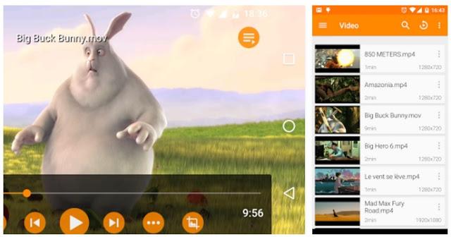 تحميل برنامج لتشغيل جميع صيغ الوسائط المتعددة للاندرويد والايفون VLC media player for Android APK,iOS