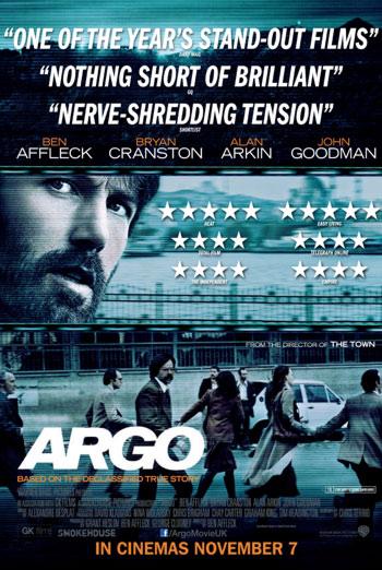 Argo 2012 Dual Audio ORG Hindi 480p BluRay 300MB poster