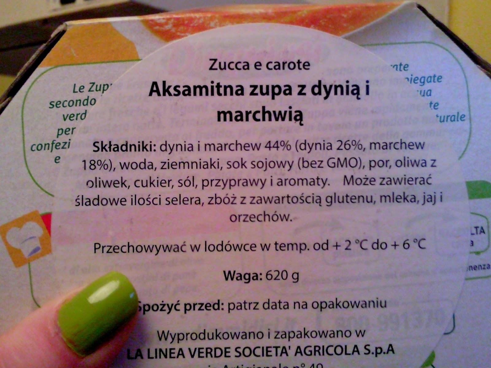 Love Wining Dining świeże Zupy Dimmidisì Z Biedronki