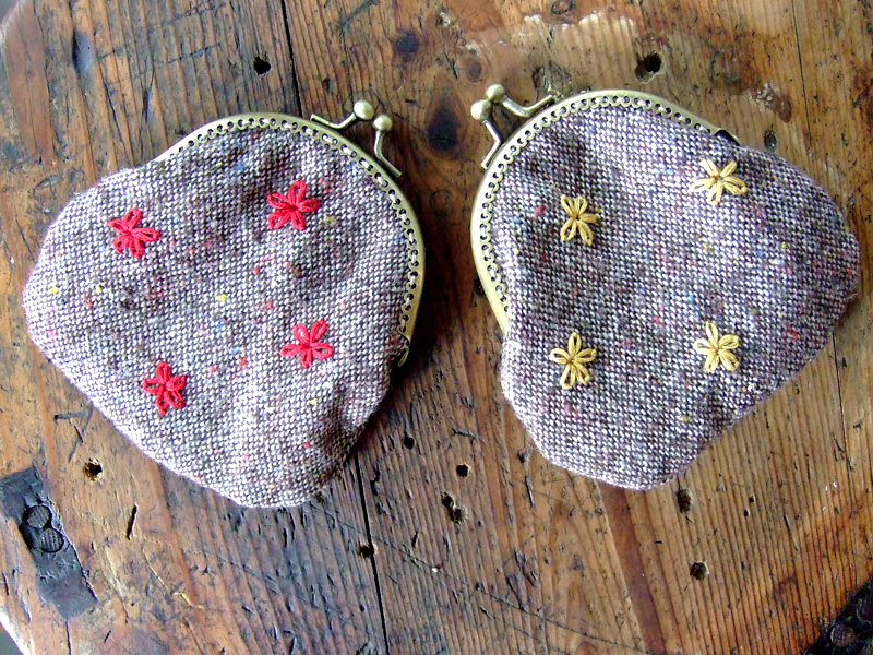 Coin Purse Free Pattern & Tutorial
