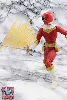 Power Rangers Lightning Collection Zeo Red Ranger 35