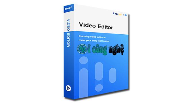 تحميل برنامج EaseUS Video Editor كامل مع التفعيل