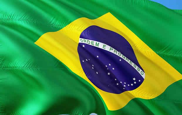 Brasil - Maior país que tem o Português como idioma da América do Sul