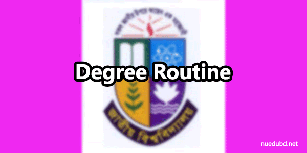 2015 NU Degree 2nd Year Routine 2016