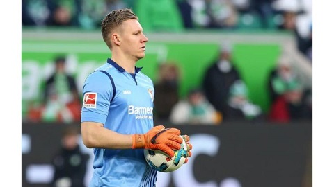 Leno đã tận dụng tốt cơ hội để được bắt chính cho CLB Leverkusen