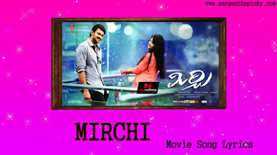 mirchi-telugu-movie-songs-lyrics