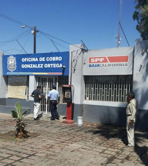 Tijuana noticias reanuda atenci n al p blico oficinas de for Oficina recaudacion