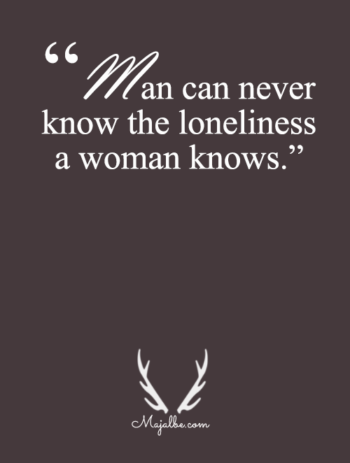 Only Woman Knows