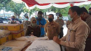 Jelang Idul Fitri, Pemkot Mojokerto Sebar Pasar Murah di Seluruh Wilayah