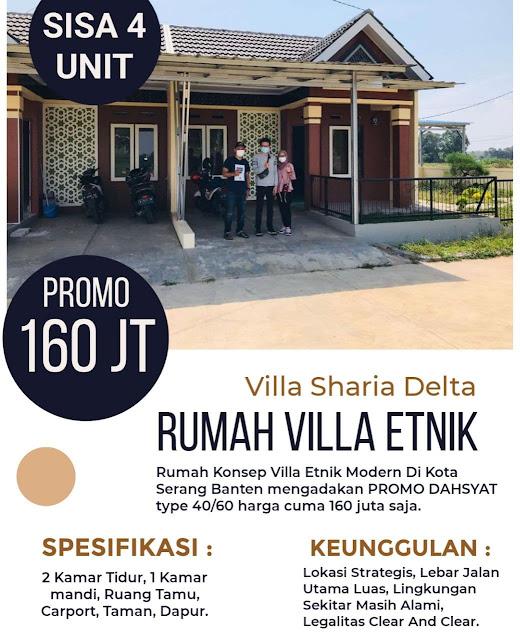 Cluster Villa Sharia Delta