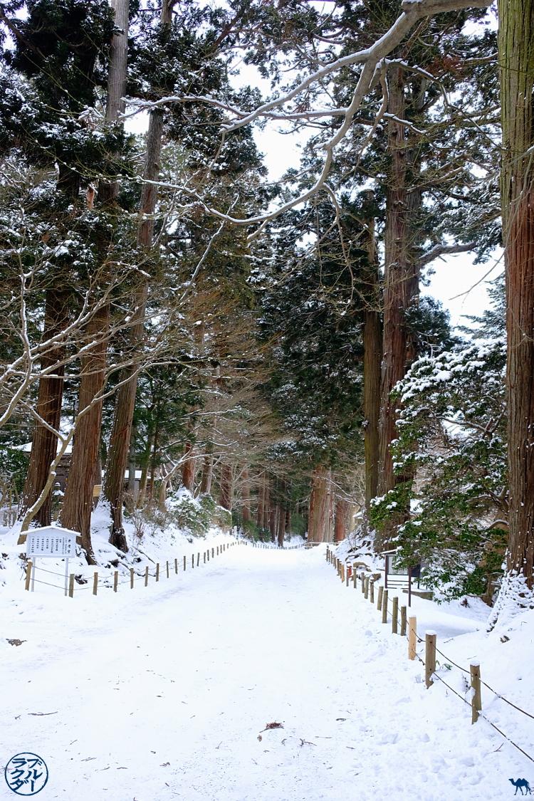 Le Chameau Bleu - Blog - Voyage Japon Tohoku- Balade a Chuson Ji dans la ville d'Hiraizumi - Tohoku - Japon - paysage japonais