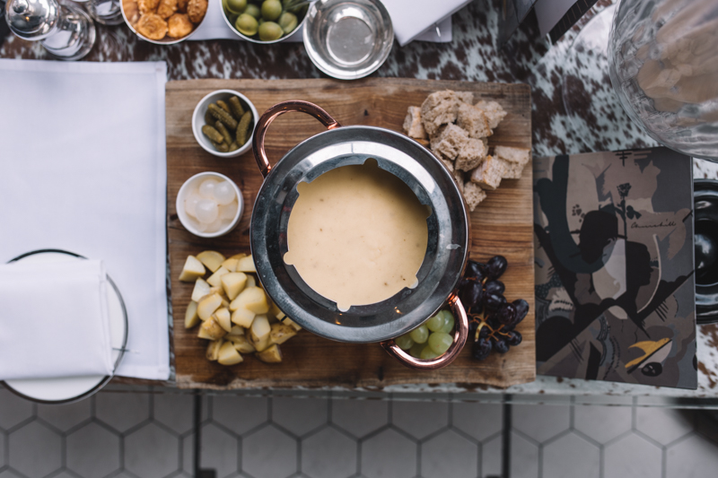 Where to get fondue in London