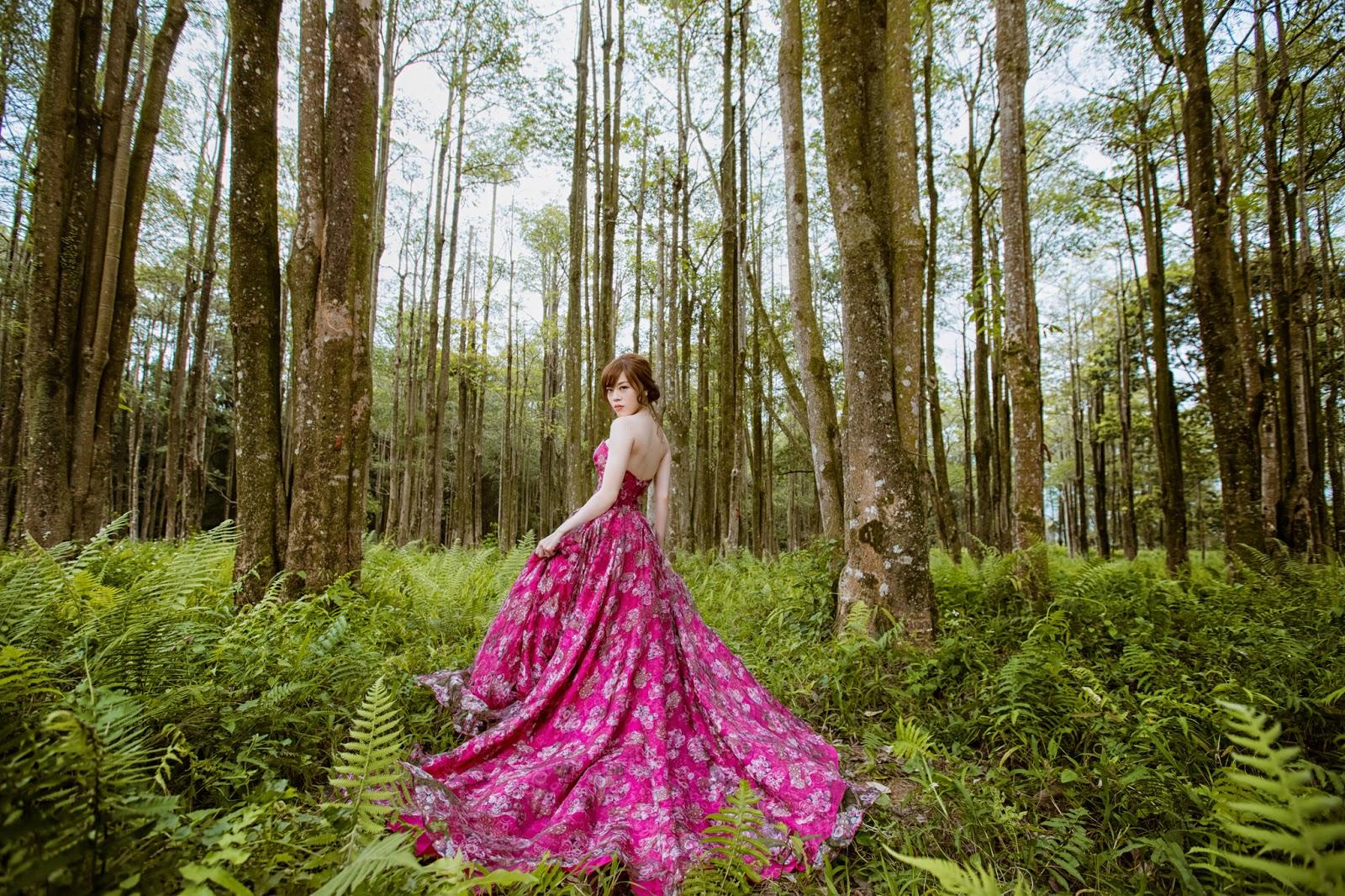 南投校園婚紗 自助婚紗 風格婚紗 野餐風婚紗