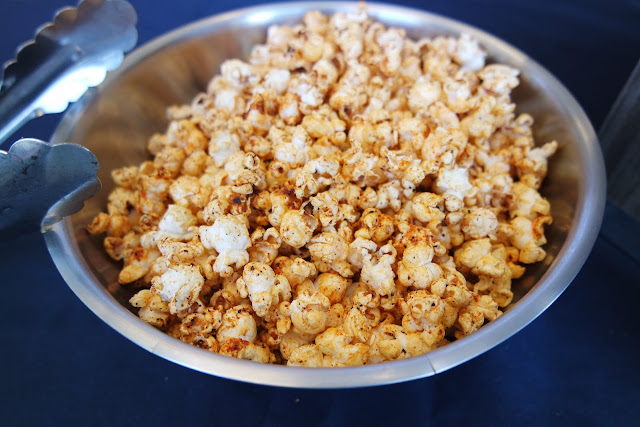 Jay D's Spicy & Sweet BBQ Popcorn