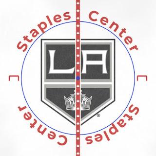 Los Angeles Kings 2020 Ice Prediction