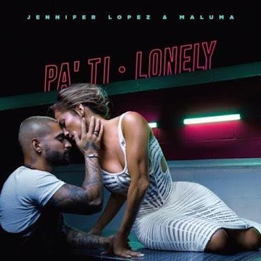 Jennifer Lopez & Maluma Deliver Infectious New Track (Pa Ti + Lonely)