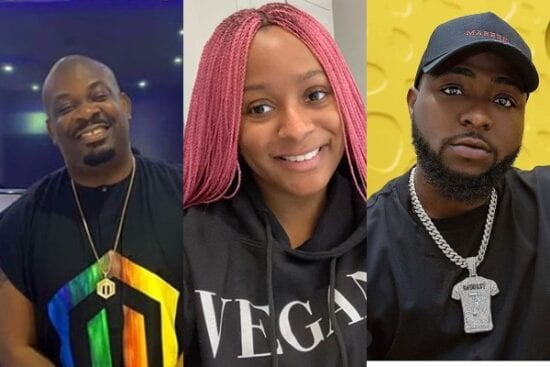 Don Jazzy, Zlatan & Davido React As DJ Cuppy & Her Sisters Get Ferrari Cars Worth 83 Million Naira Each #Arewapublisize