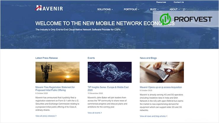 IPO от компании Mavenir перспективы и возможность заработка