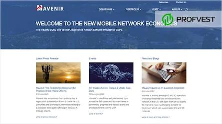 IPO от компании Mavenir: перспективы и возможность заработка