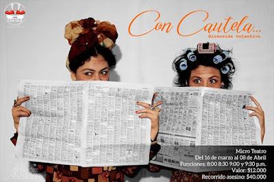 CON CAUTELA (MICROTEATRO) 1