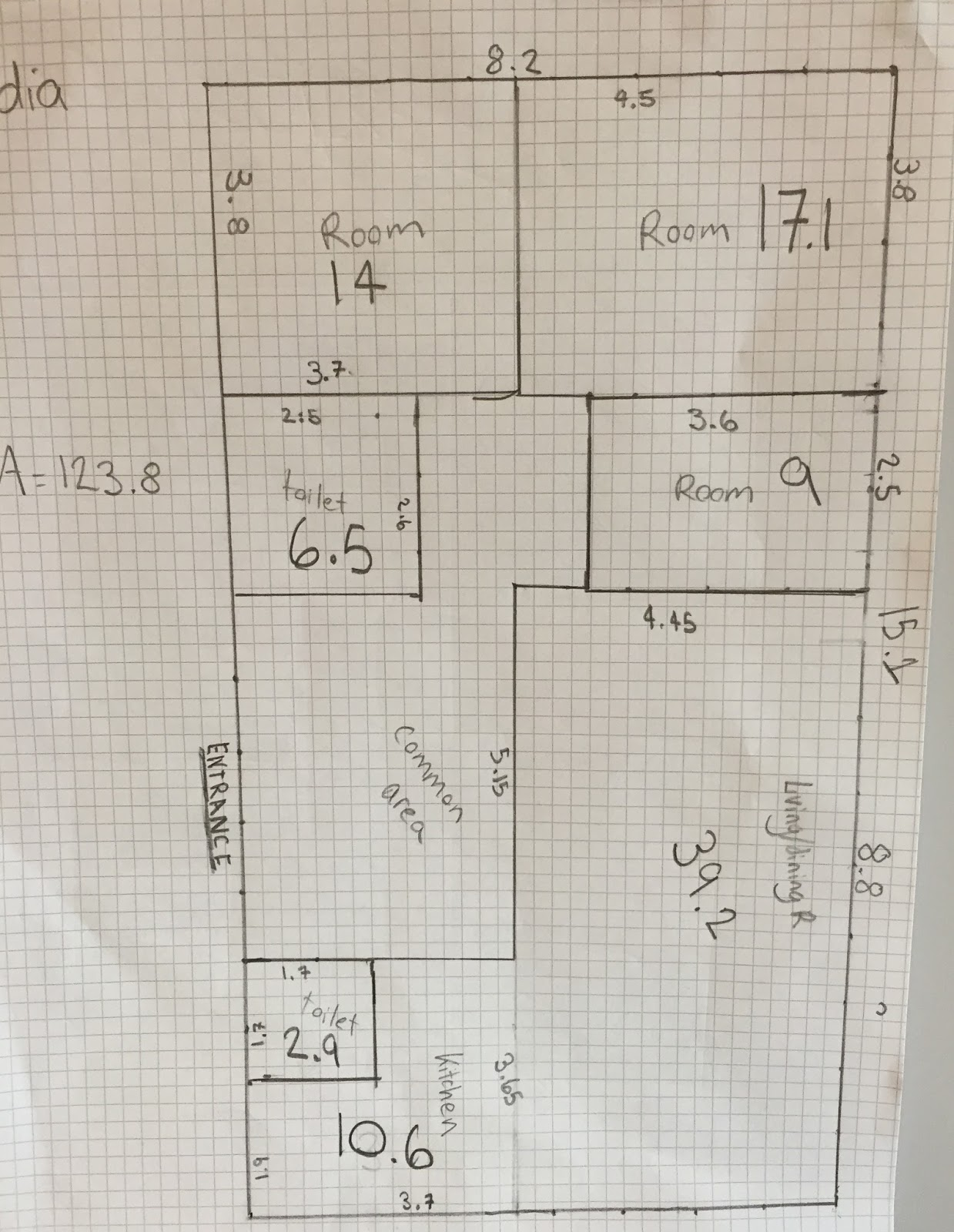 Area And Perimeter House Worksheet