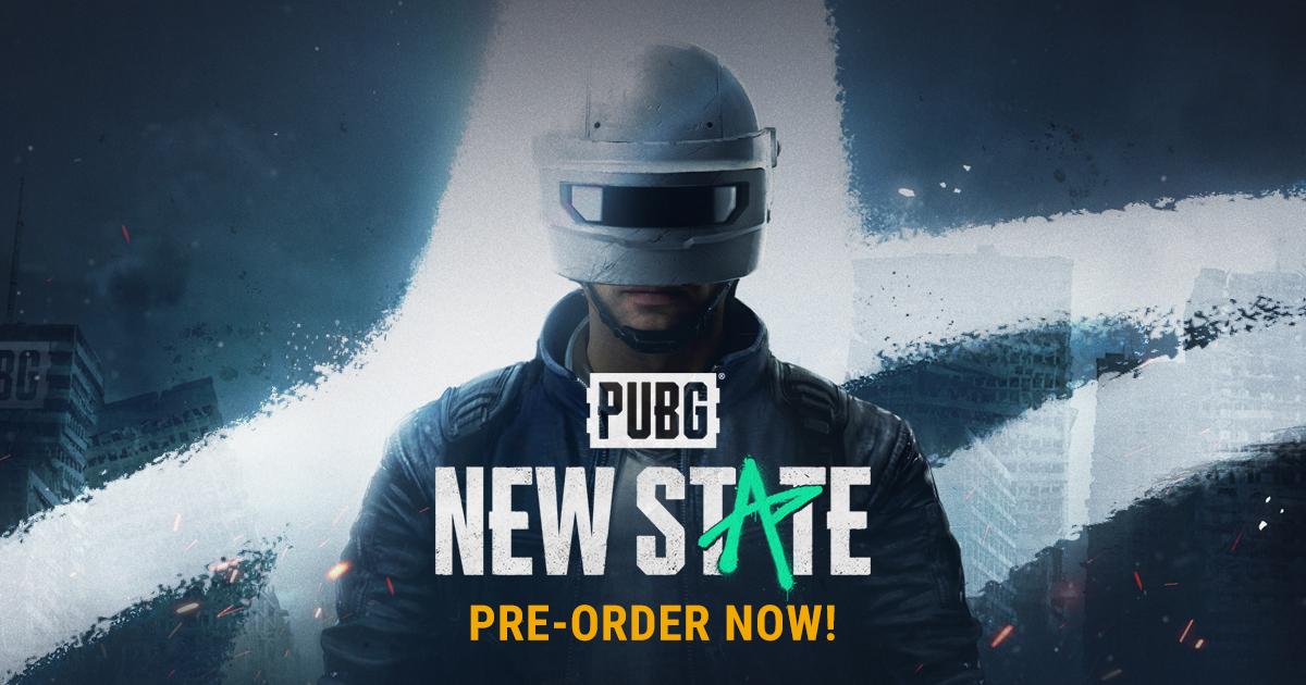 كل ما تحتاج معرفته حول لعبة PUBG New State