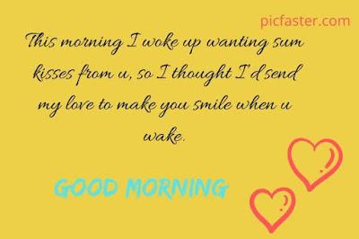 Best Romantic Good Morning Images For Boyfriend