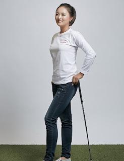 Golfer Jin Young Ko