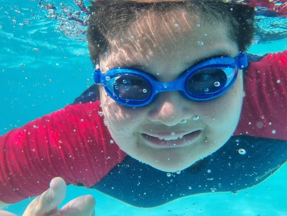 Samsung Galaxy S21+ Camera Sample - Underwater
