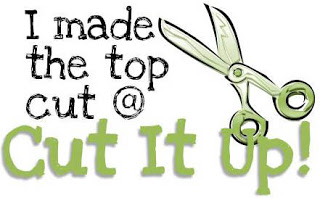 I made the top cut @ Cut it up