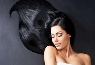 Tips menghitamkan rambut secara alami