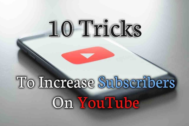10 Tricks To Complete 1000 Subscribers On YouTube