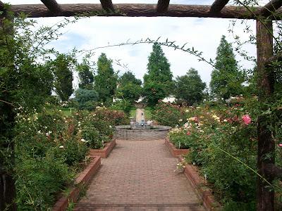 花と緑のアグリパーク・ばら園
