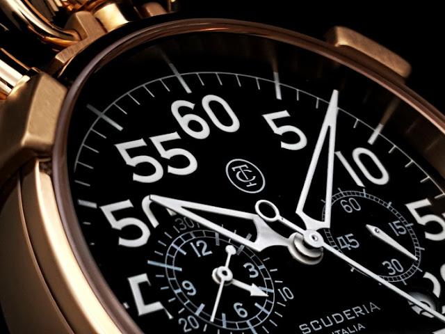 大阪 梅田 ハービスプラザ WATCH 腕時計 ウォッチ ベルト 直営 公式 CT SCUDERIA CTスクーデリア Cafe Racer カフェレーサー Triumph トライアンフ Norton ノートン フェラーリ CORSA コルサ CS20117