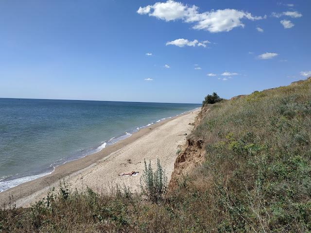 Чорноморськ, дикий пляж