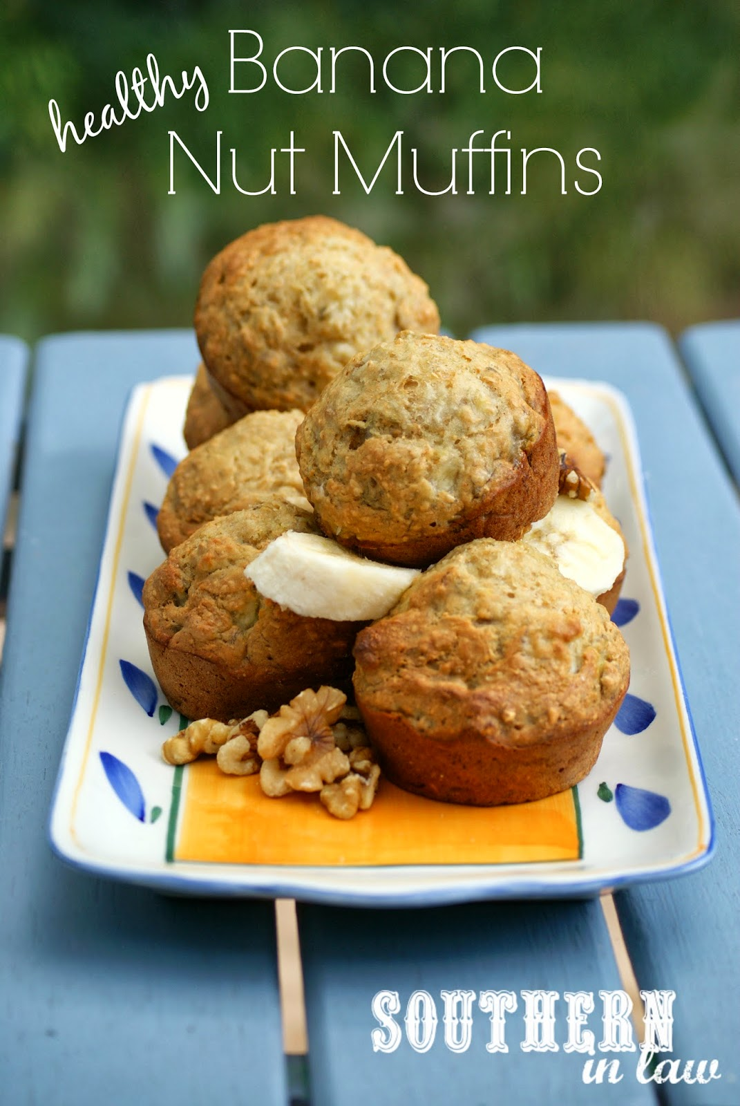 Healthy Banana Nut Muffins Recipe Low Fat Gluten Free Whole Wheat . Is ...