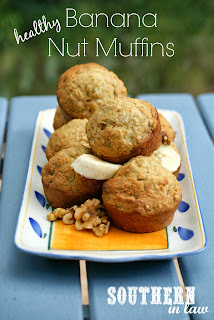 Healthy Banana Nut Muffins Recipe Gluten Free