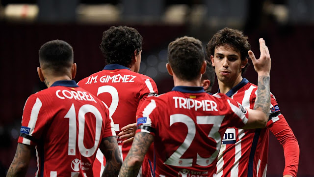 Reasons why Atletico Madrid might win the La Liga title this year.